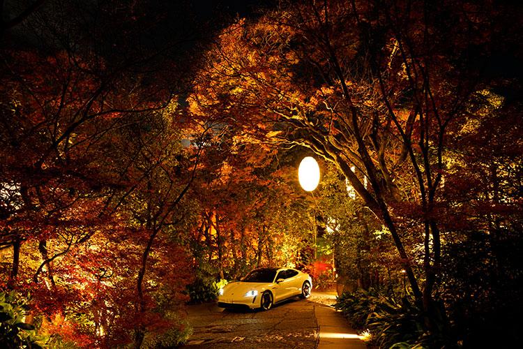 京都では街中のポルシェドライバーたちから手を振られたりした