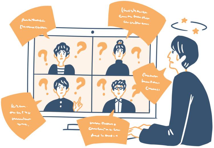 """オンライン会議は""""声""""が肝心 リモートワークの「印象力」を向上させる肩甲骨体操"""