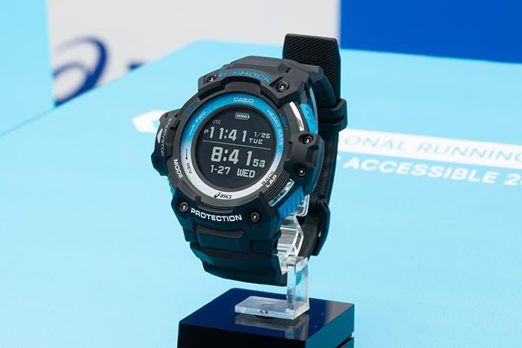 モーションセンサーとセット販売されるG-SHOCK「GSR-H1000AS」