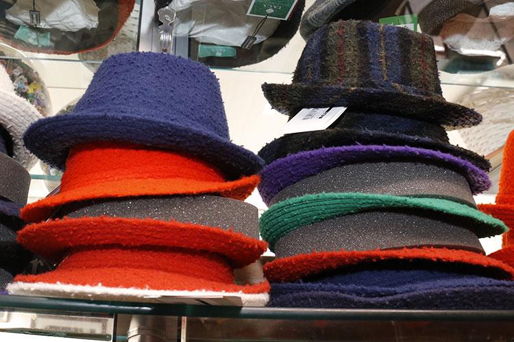 伝統織物「カゼンティーノ・ウール」にイタリア式サステイナビリティーの源流を見た