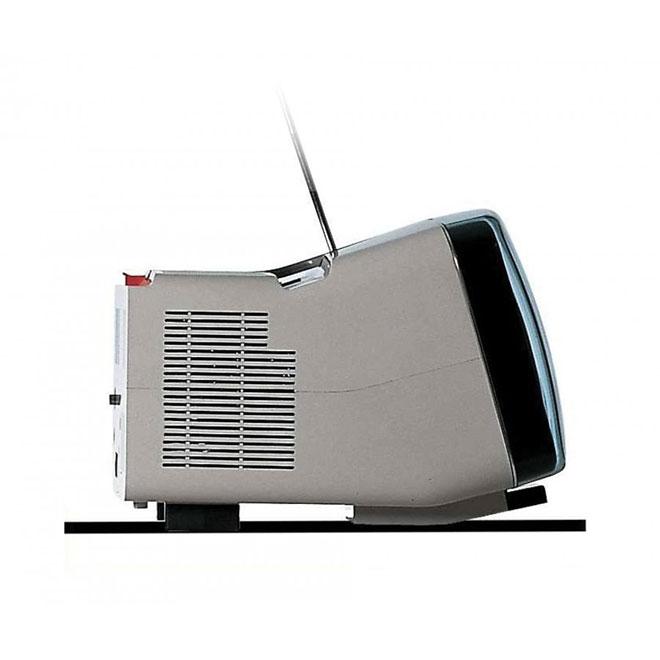 M.ザヌーゾ/R.ザッパーのデザインによる1964年の11インチ・テレビ「アルゴル」