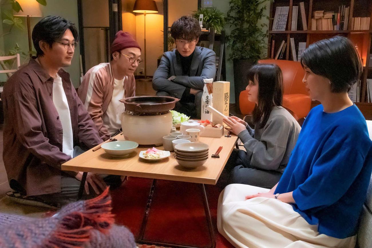 「大豆田とわ子と三人の元夫」第2話あらすじ 慎森が胸に秘めた思いを