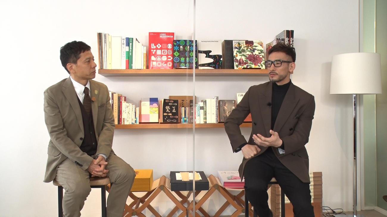 中田英寿氏FOOT×BRAIN10周年出演、鹿島ザーゴ前監督から質問も