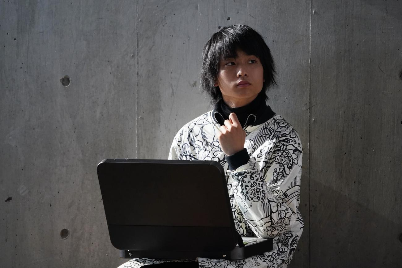 奥平大兼はAI研究者役「頭が良くて、ナルシシストで」ネメシス出演発表