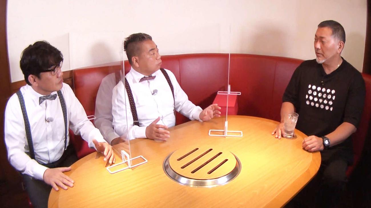 出川哲朗&飯尾和樹がテレビ東京系番組でMC 1人目ゲストは清原和博氏