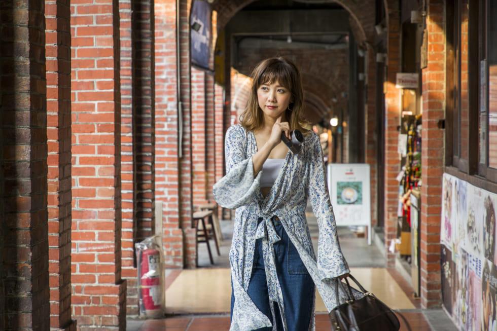 2度目の台湾ならココ!田中里奈と巡る新北市の旅