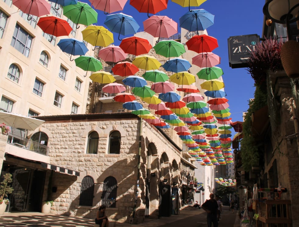 絶景づくしの旅、イスラエル 手つかずの壮大な自然と歴史の風に誘われて