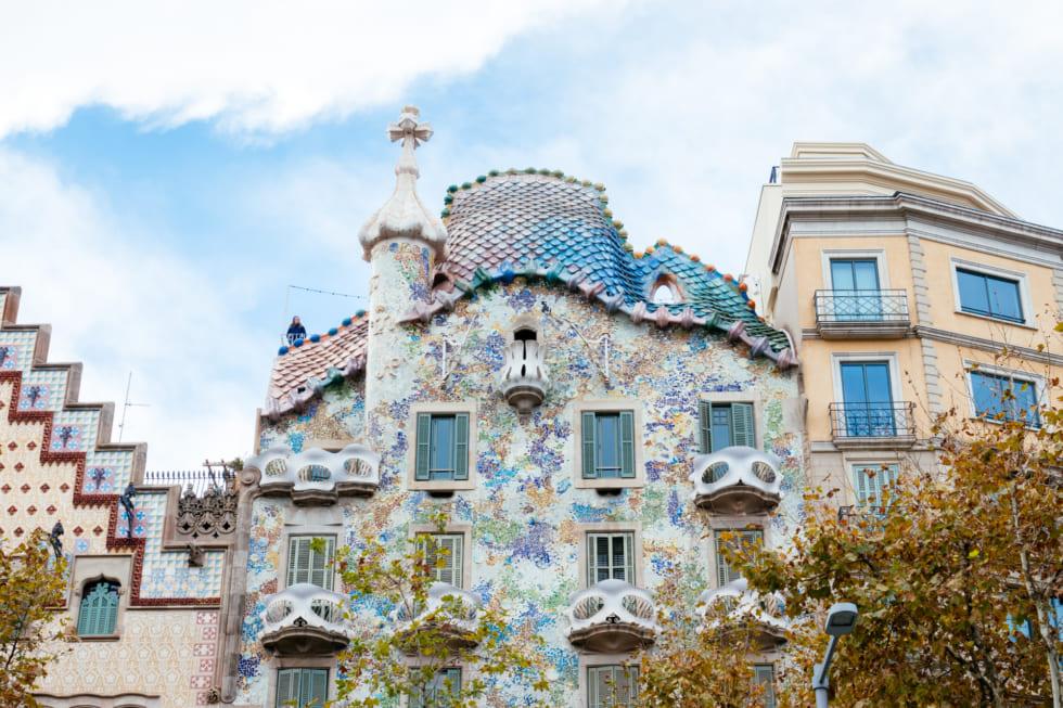ガウディに魅せられて……バルセロナ、建築と美食の旅