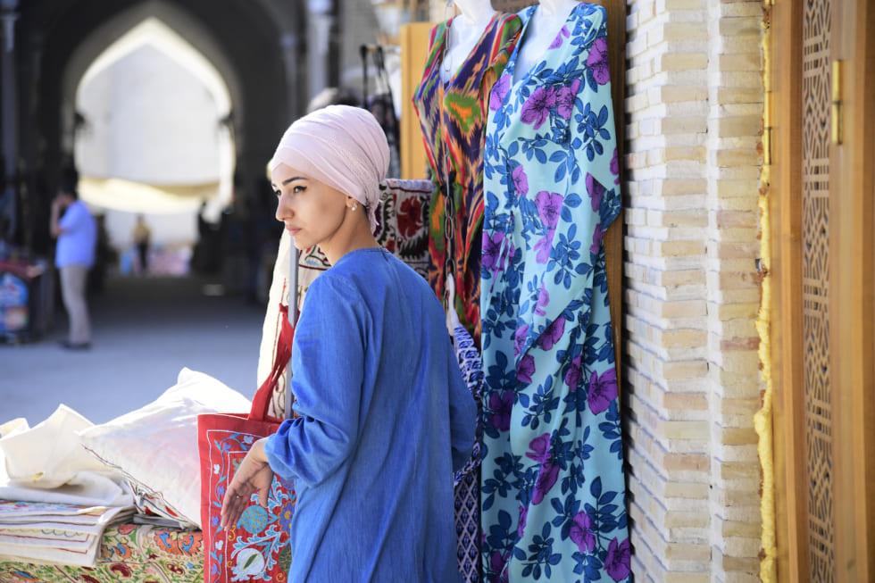 タシケントからブハラへ、玄奘三蔵が歩いた中央アジアの旅(6)