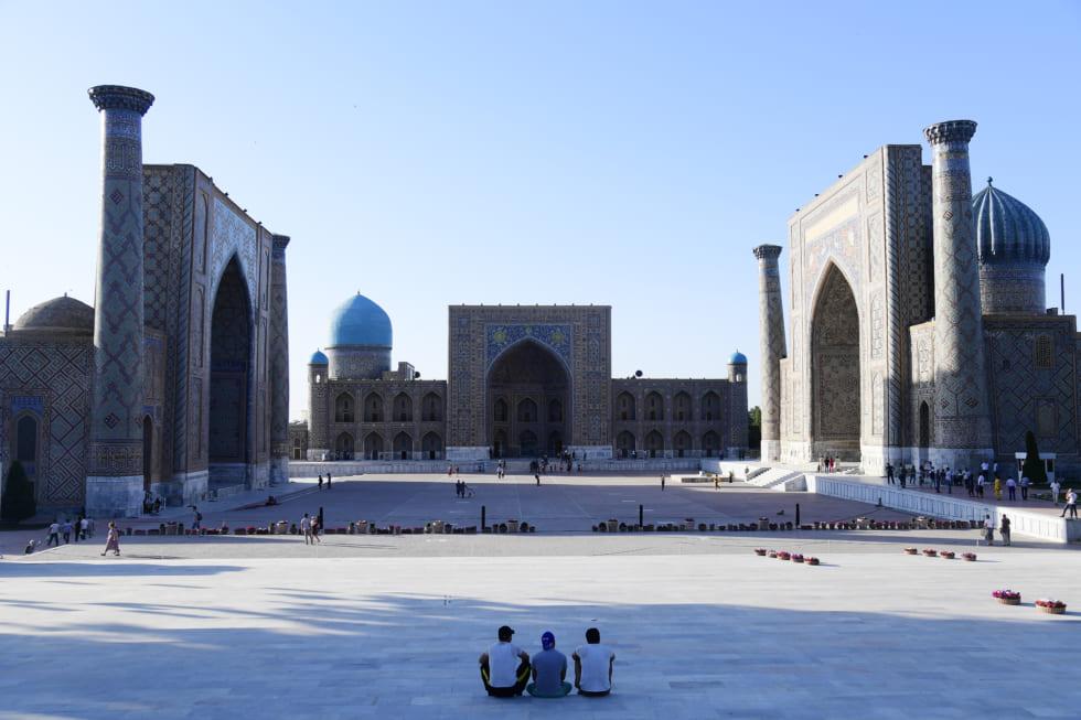 ブハラからサマルカンドへ、玄奘三蔵が歩いた中央アジアの旅(7)