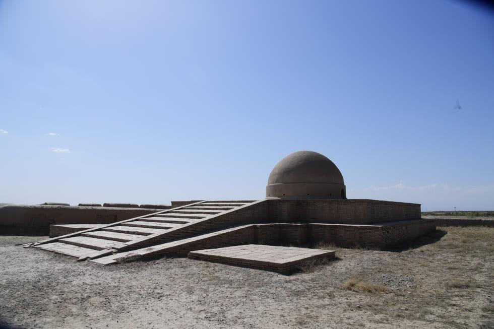 サマルカンドからテルメズへ、玄奘三蔵が歩いた中央アジアの旅(8)
