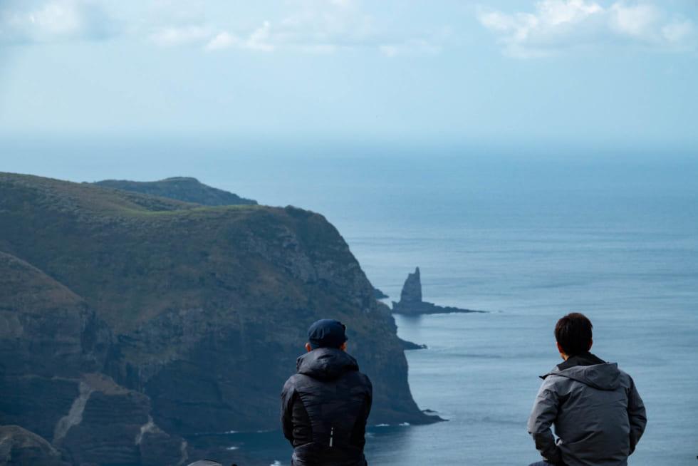 迫力満点の断崖絶壁・摩天崖に圧巻 隠岐西ノ島ハイクの旅<フォトギャラリー>
