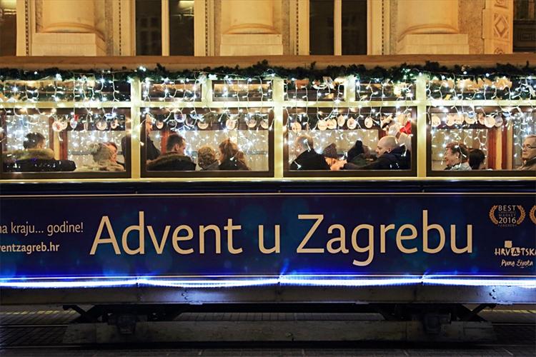 ベスト・クリスマスマーケット、ハートがあふれるクロアチアの首都ザグレブ