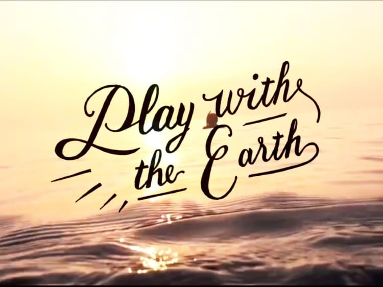 写真家が世界を旅した記憶、映画『Play with the Earth』への思い