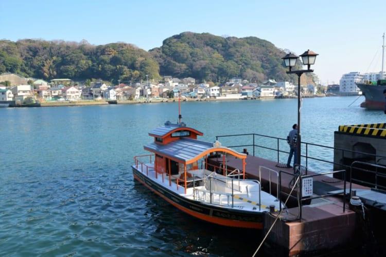 海を挟んで向かい合う二つの神社と海辺のカフェめぐり 横須賀市浦賀