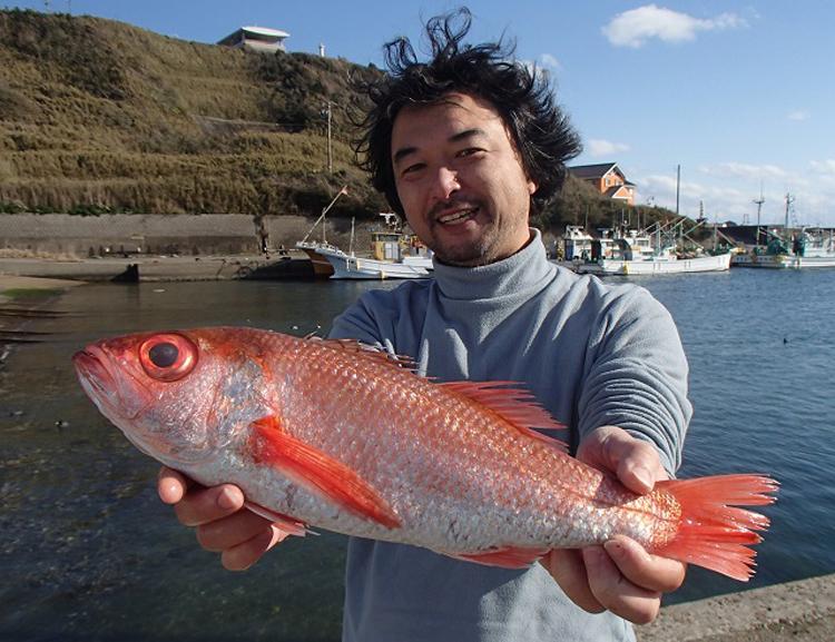 1匹釣れれば元とれる 「赤い宝石」ノドグロを狙え! 千葉・銚子沖