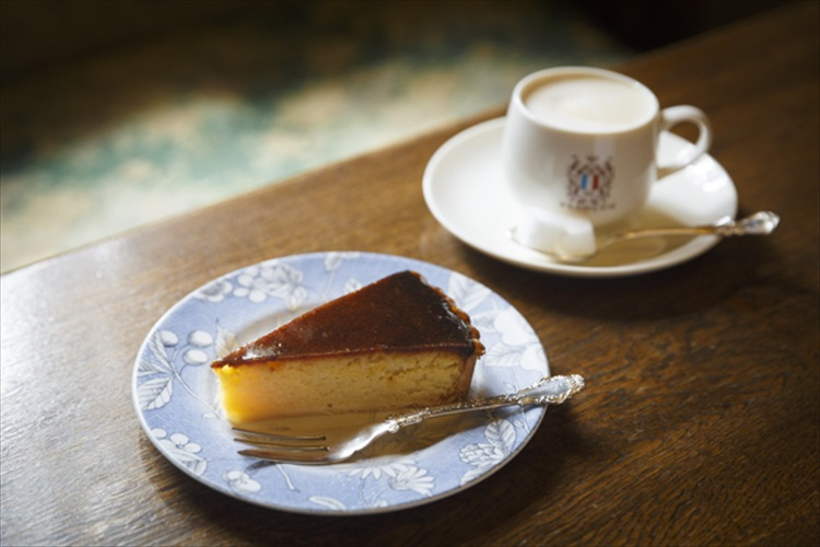 心豊かに時を過ごす、クラシカルな喫茶店「フランソア喫茶室」