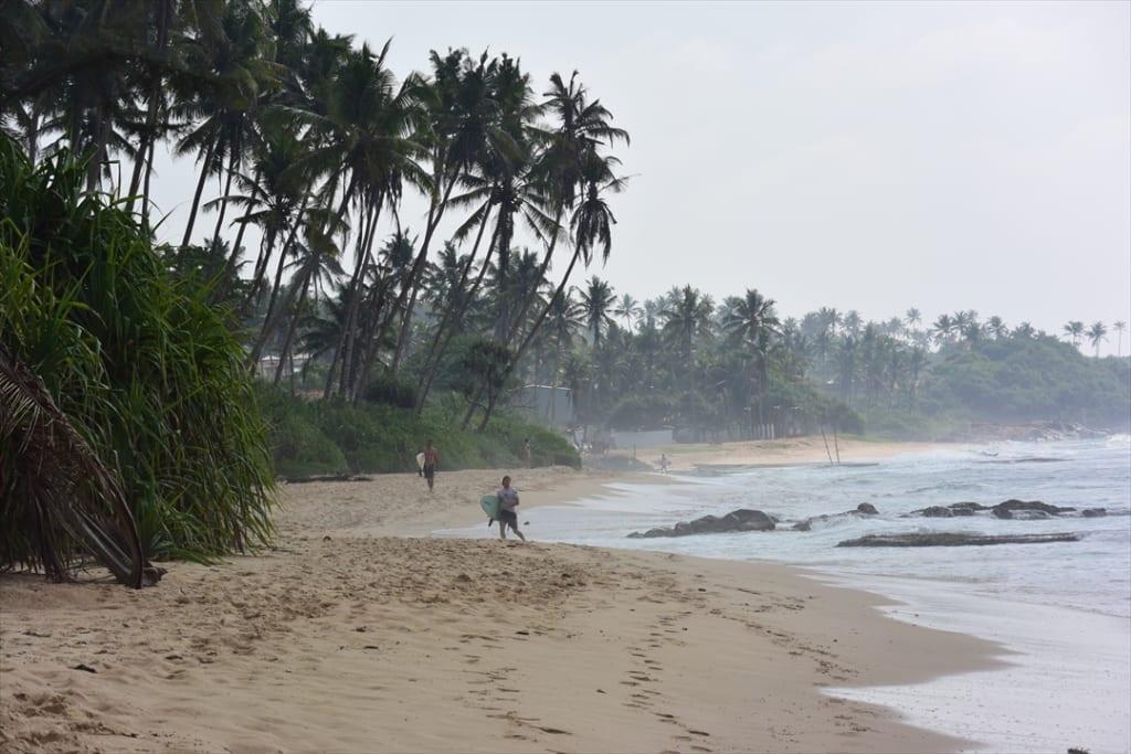 竹馬漁と英国造園家が手がけた楽園 スリランカのウェリガマ