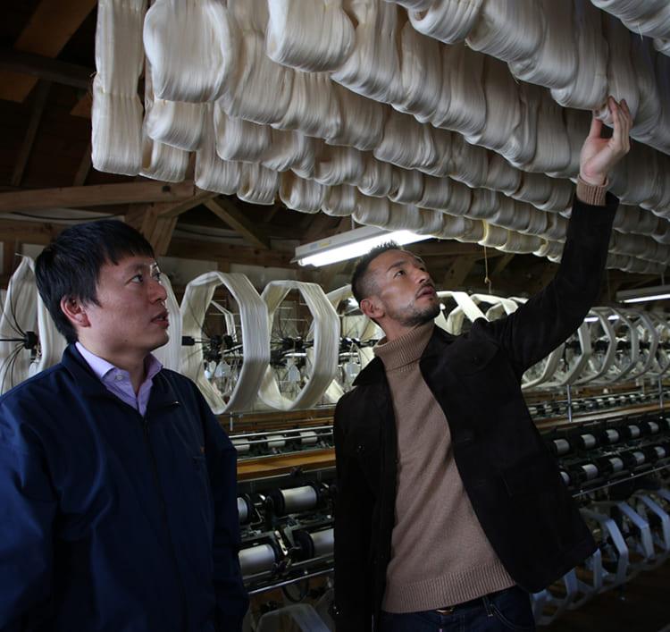 中田英寿 福島を旅する<#09> 来ました、福島。―「伝統工芸」