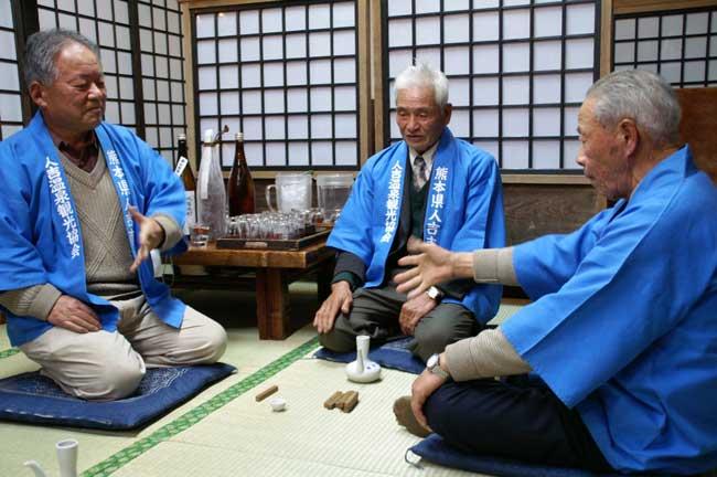 「球磨拳」という遊びも独自の文化