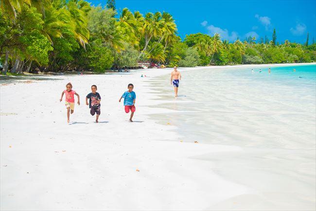 絶景ビーチが自慢の世界遺産の島イル・デ・パン ...