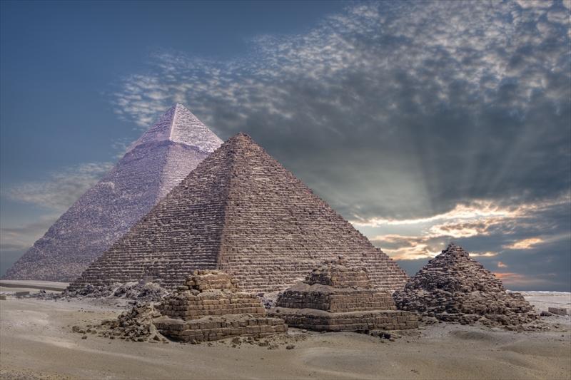 ナイルは誘惑する。それは エジプトの魔法? EGYPT&MYSTERY | 朝日 ...