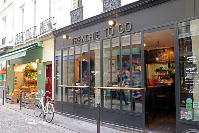 ニル通りのサンドイッチ屋「フレンチー・トゥ・ゴー」