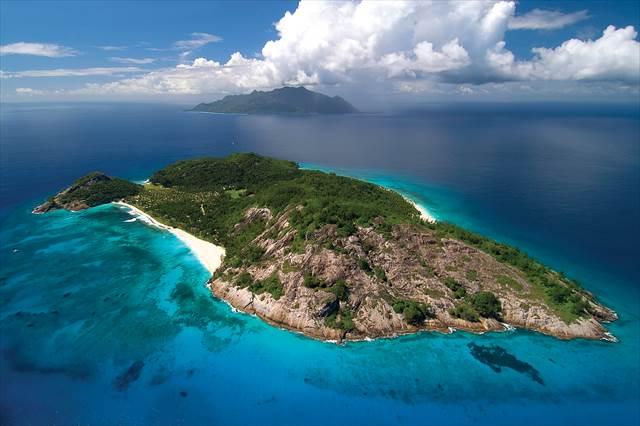 210ヘクタールの1島1リゾート。リゾートと政府が手を結び、セーシェル固有の生物相を取り戻すプロジェクトを実施