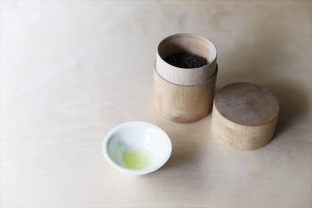 美しき煎茶の愉しみ、ティールーム「冬夏」で味わう新茶の味