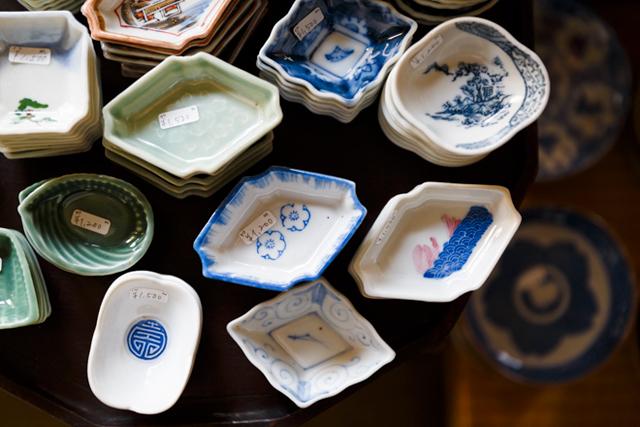 千円台からそろう、さまざまなデザインの豆皿