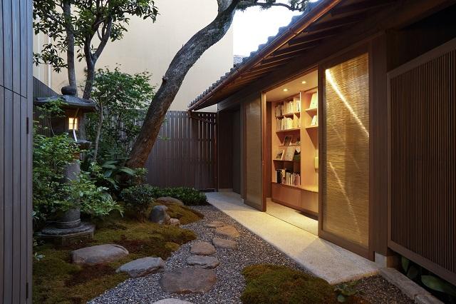 築150年の町家を再生した釜座二条は、8月1日にオープンしたばかり(画像提供:京の温所 釜座二条)