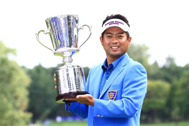 昨年のANAオープンゴルフは、池田勇太が優勝