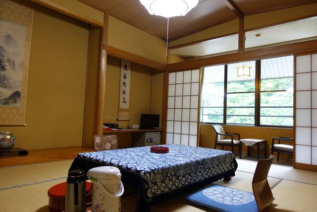 くつろげる和室の部屋