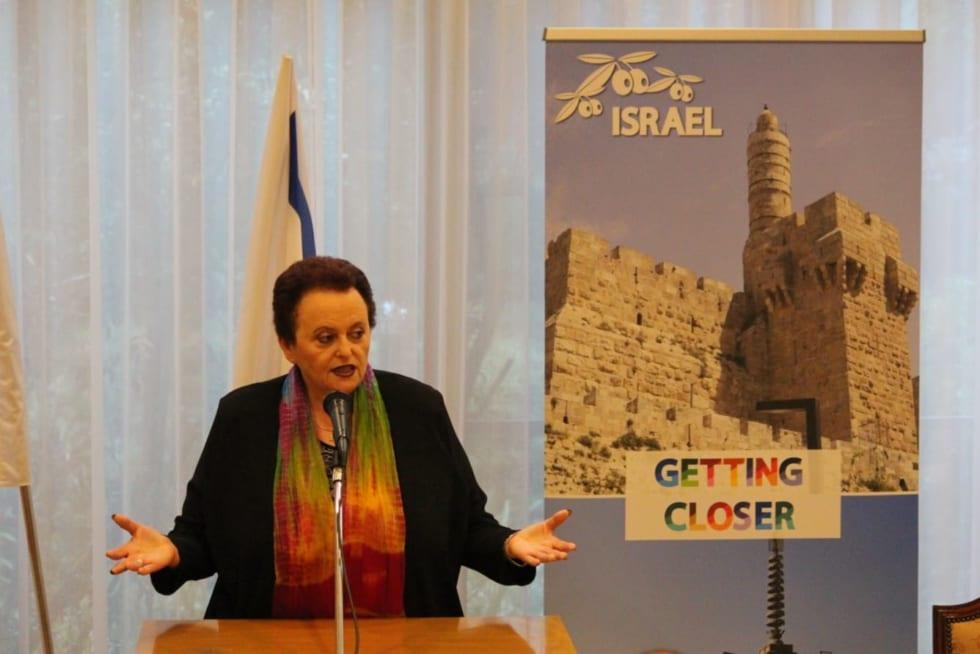 イスラエルへ、日本からの初のチャーター直行便が運航