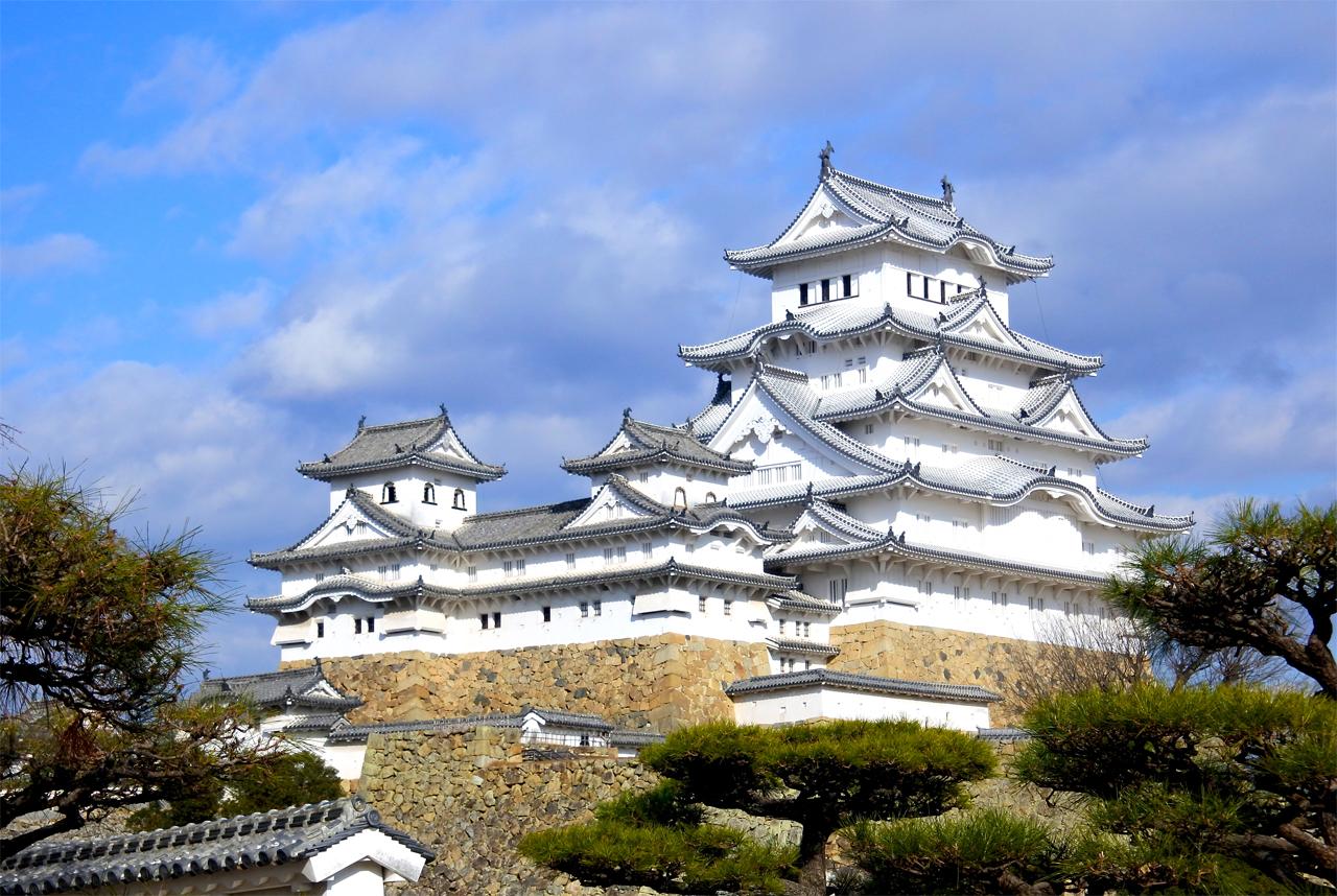 未公開ゾーンの知と技と美に遭遇 世界遺産の姫路城「冬の特別公開」へ