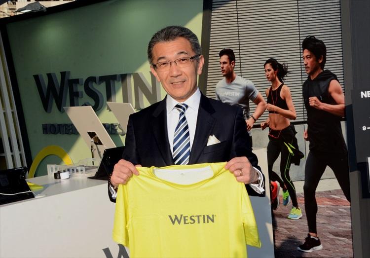 ウェスティンホテルが東京マラソンに協賛する理由とは?