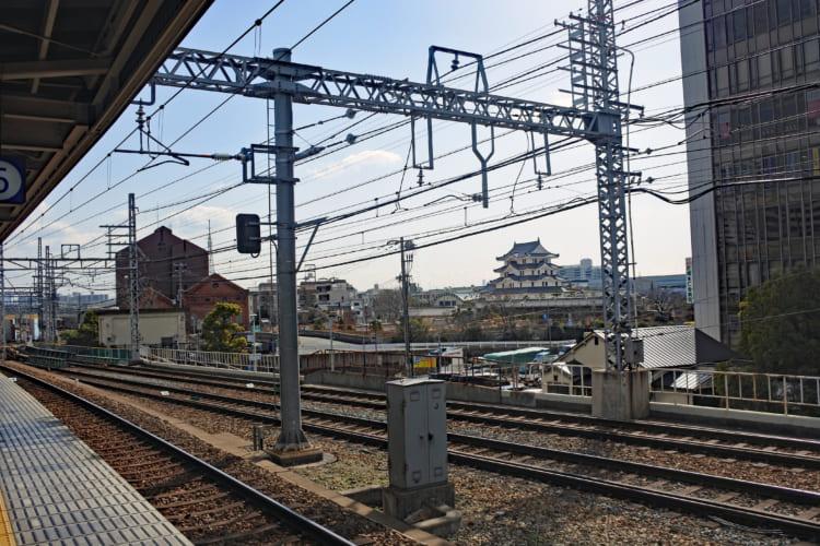 3月29日オープン! 壮大な海城の痕跡をたどり、寺町を歩く 尼崎城