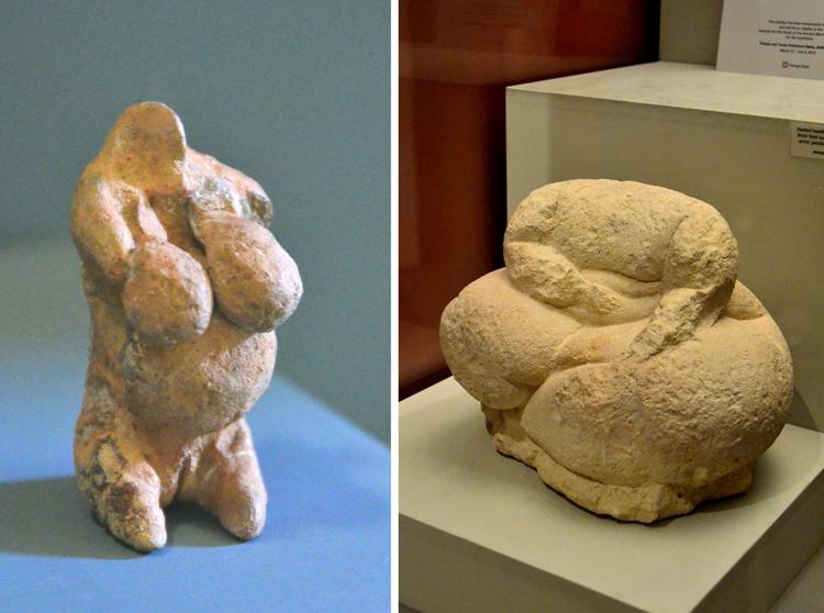 「国立考古学博物館」の展示品