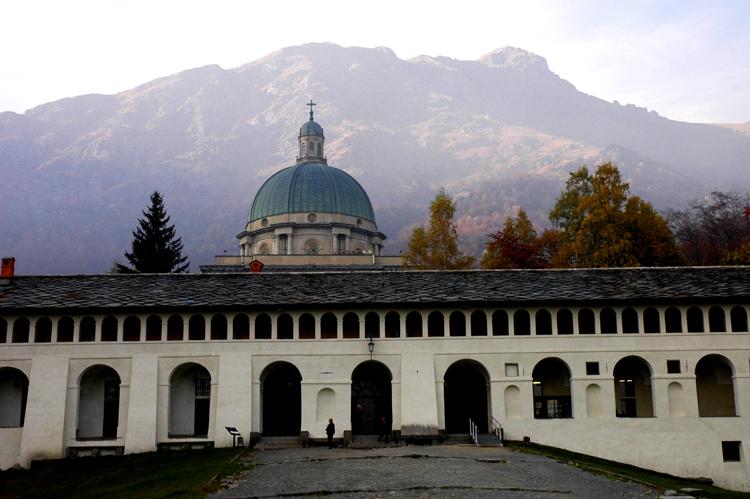 大いなる静けさ 聖なる山「オローパ」 イタリア・ピエモンテ