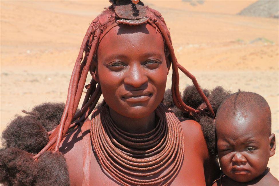 世にも美しき民族、ヒンバ族に出会う<フォトギャラリー>