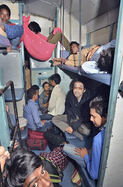 世界の長距離列車に乗る インド・ヴィベクエクスプレス編(2)
