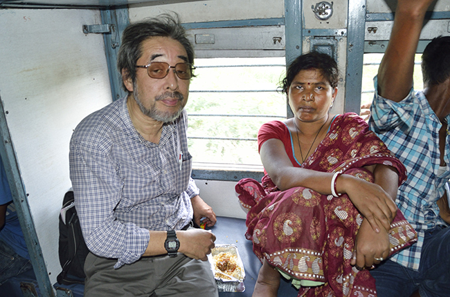 世界の長距離列車に乗る インド・ヴィベクエクスプレス編(3)