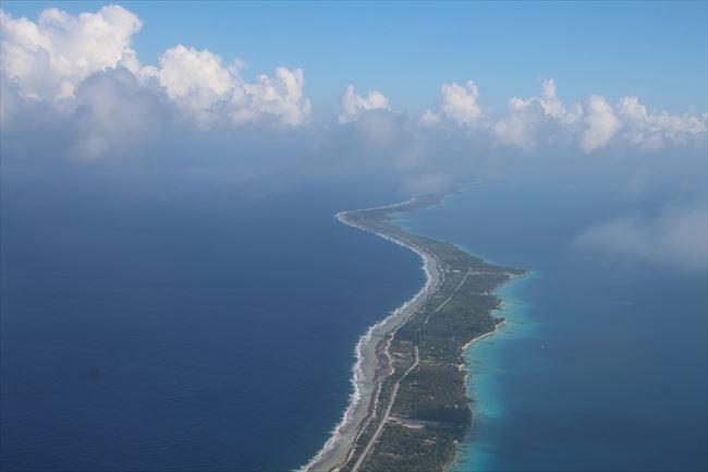 数百匹のサメが泳ぐ、驚きのタヒチの海<フォトギャラリー>