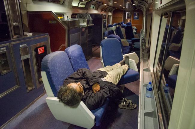 展望車で3泊してロスへ到着 世界の長距離列車・テキサスイーグル編(4)