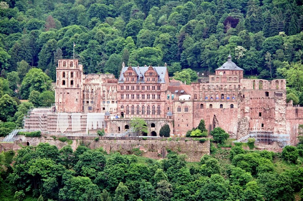 歴史とロマンを感じる古城の街ドイツ・ハイデルベルク
