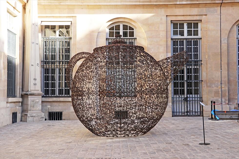 荘厳な造幣局に誕生した、話題の美術館とレストラン パリ アート旅(2)<フォトギャラリー>
