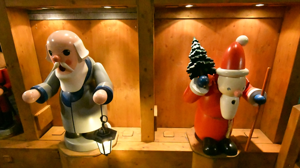 ドイツ「ゲーテ街道」のクリスマスマーケット
