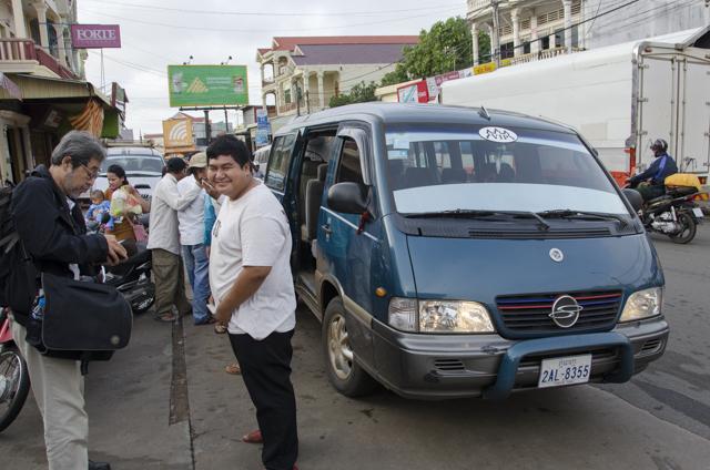 ホーチミンシティーからコンポンチャムへ、ちょっとディープなカンボジア旅(1)