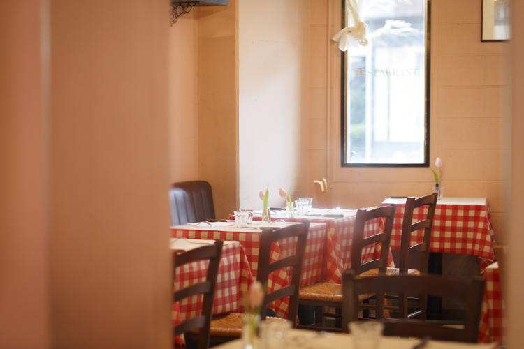 食堂のように通いたくなる、京都のビストロ「ブション」のステーキ