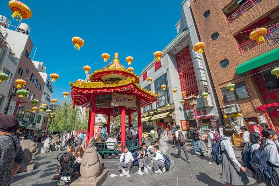 神戸通ほど見逃している神戸の魅力を探る 北野、南京町、メリケンパーク<フォトギャラリー>